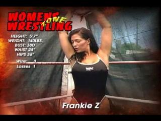 Goldie Blair vs Frankie Z