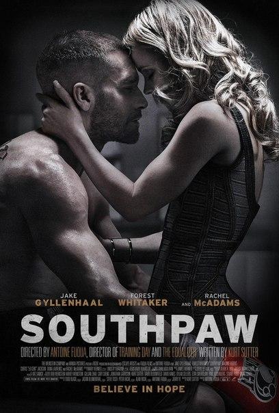Новый постер и трейлер боксерской драмы «Левша»: