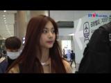 [VID] 160321 Tzuyu @ Incheon Airport