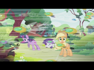 Мой маленький пони - Дружба - это магия. Сезон 1 Серия 10
