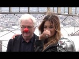Nicole Scherzinger and Other Celebrities Support Red Nose Day