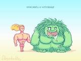 143  Красавец и чудовище