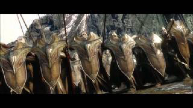 The Hobbit - The Battle Of The Five Armies - Extended Edition - The Clouds Burst (Part 3)
