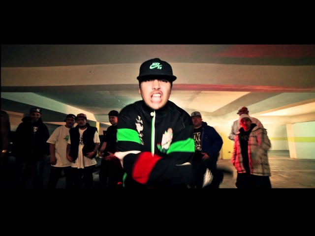King Kong Click Ft. Lean One Dread - Siempre de Pie (Video Oficial)