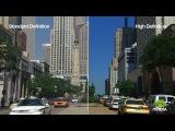 Сравнение сигналов DVD и HD