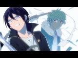 Noragami Aragoto ТВ-2 4 серия русская озвучка OVERLORDS /Бездомный Бог 2 сезон 04 /Норагами: Арагото