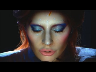 Lady Gaga - Tribute To David Bowie (Live  58th Grammys Awards  15 02 2016