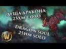 Душа Дракона 25 героик соло / How to Dragon Soul 25HM Solo
