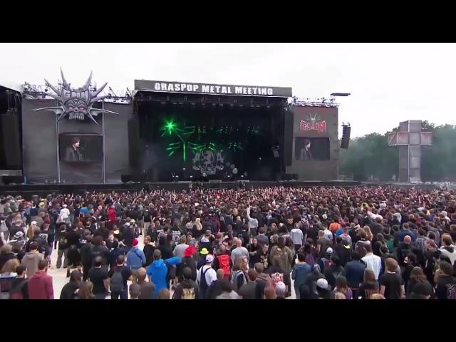 Asking Alexandria With New Singer Denis Shaforostov Live 2015 Full Show Crabcorefm
