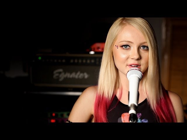 Dark Horse - Katy Perry (Alexi Blue Acoustic Cover)