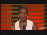 Узо Адуба на вручении Emmy Award за роль в