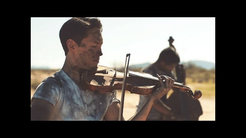 Take Me To Church Hozier violin cello bass cover Simply Three