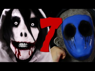 ASK JEFF THE KILLER AND EYELESS JACK (EPISODE 7)