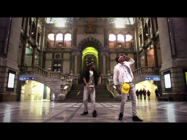 How to dance Dancehall - Nine BaxX ft Shady Squad (dancehall 2016)