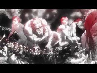 Yukamori212 Обзор на аниме Атака титанов Attack on Titan