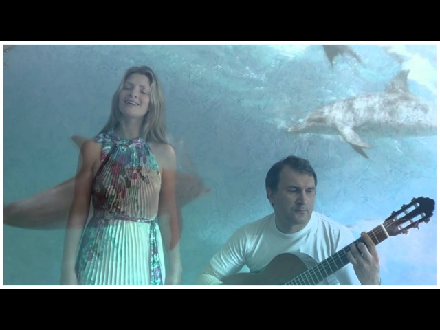 Девочка и дельфин, Юлия и Игорь Гороховы