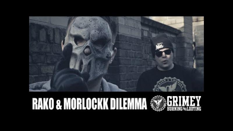 Rako feat. Morlockk Dilemma - Alpha Omega (OFFICIAL HD VERSION GRIMEY)