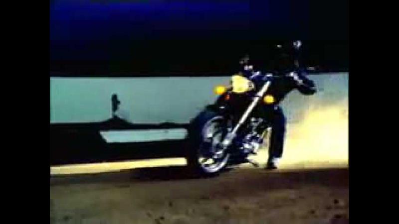 Superbike Honda VTX1800 Commercial
