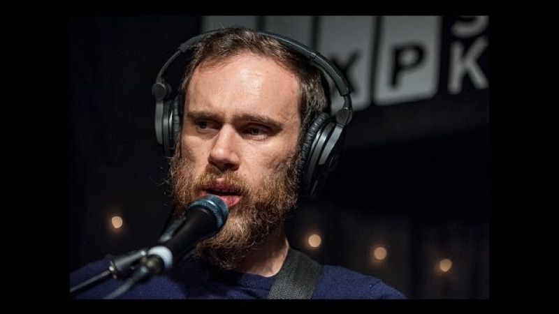 James Vincent McMorrow Cavalier Live on KEXP