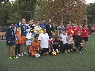 Геннадий Труханов: Школа №61. Мини-турнир по футболу