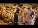 Таравих Тахаджуд-намаз в Египте! очень сильное видео! душу завораживает!