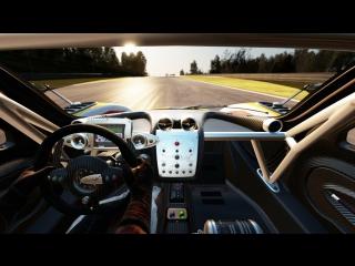 DRIVECLUB - гонка с видом из кабины
