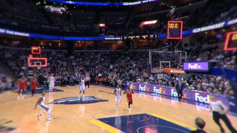 Courtney Lee Beats the Buzzer in Memphis