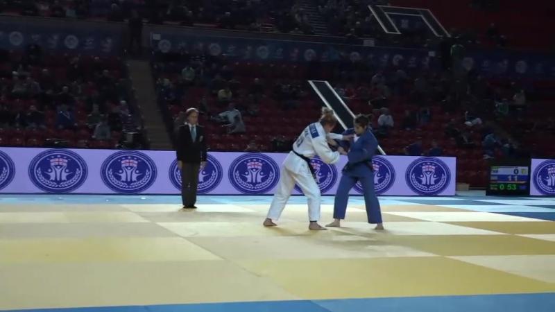 LEVYTSKA Tetyana vs ARCA AYSE SAADET