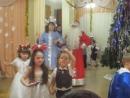 танцуем с Дедушкой Морозом и Снегурочкой