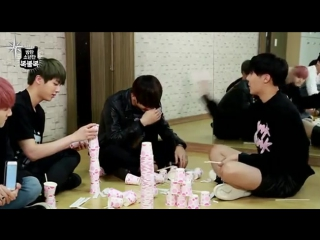 [FSG STORM] Starcast BTS Lucky Or Not Ep.5 |рус.саб|