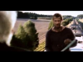 «Охота на пиранью» (2006) — Миронов и  Машков в финале