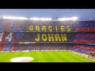 #GraciesJohan #ElClasico