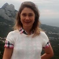 Анкета Людмила Ерастова