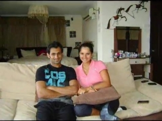 Tennis Player Sania Mirza house in hyderabad