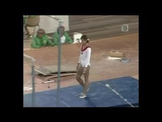Ольга Корбут (документальный, ВВС, 2000) [Гимнастика → Разное]