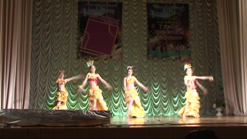 Группа шоу юниоры на конкурсе Лиги Профессионалов с Е.Рамазановой 08.05.2015 г.