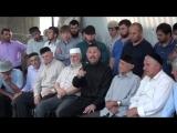 Обращение тейпа Евлоевых по поводу бессудной казни Али и Лейлы Алиевых...