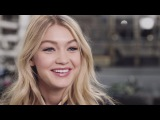 18 Questions with Gigi Hadid Maybelline New York