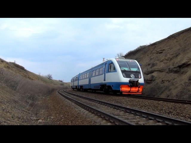 Рельсовый автобус РА2-014