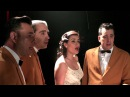 The Velvet Candles - The Story of Our Love. El Toro Records Official Video Clip. DOO WOP