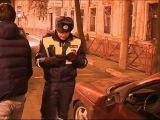 Сотрудники ГИБДД задержали в выходные пьяных водителей