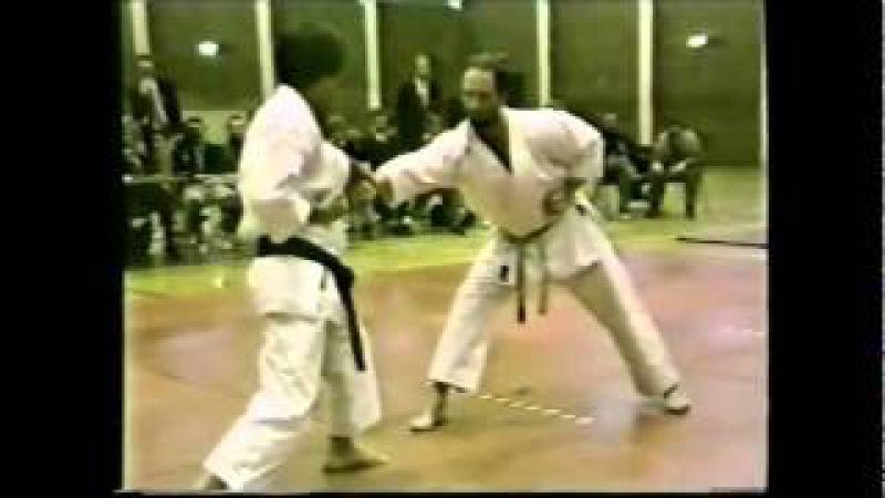 A tribute to Kancho Hirokazu Kanazawa