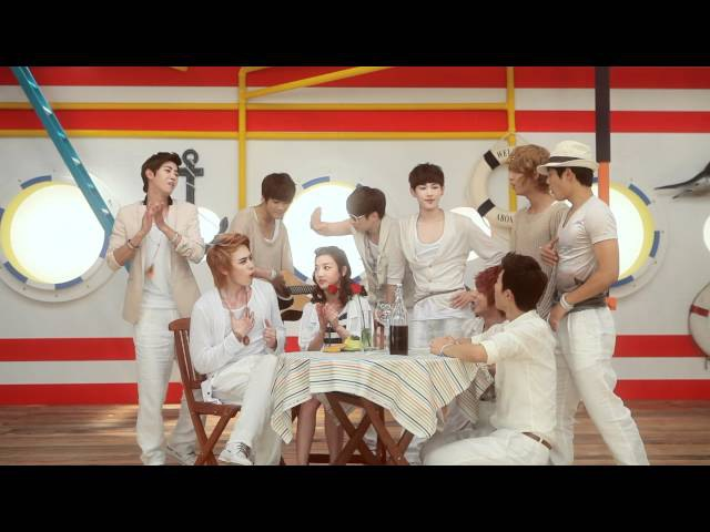 ZEA[제국의아이들] Special Single Exciting!! Watch Out!! MV