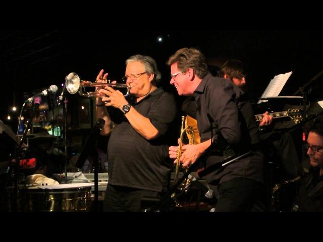 Arturo Sandoval Wayne Bergeron at the Catalina Jazz Club 08-02-2013