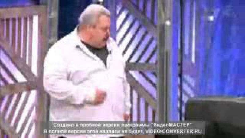 АФФТАР ЖЖОТ 5. Рыбак уснувший на льду. В студии Пусть говорят