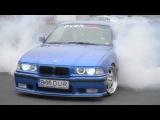 BMW e36 Мечта дрифт на парковке тюнинг бмв е36 ЭТО НЕ THEWIKIHOW  4 серия #ЧувакКрасивоУехал