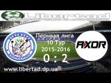 (1 лига) Axor 2:0 Художники (краткий обзор матча за 21.02.16)