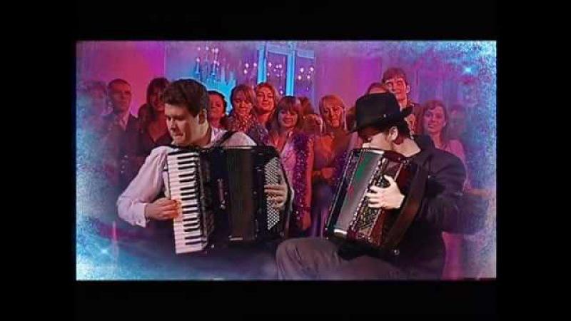 Denis Matsuev (accordion) - Aydar Gaynullin (bayanбаян) LIBERTANGO!