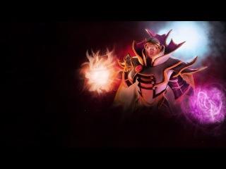 Dota 2 Reborn Invoker mod