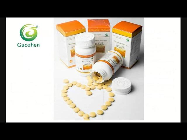 Новая Эра Продукция Сосновая пыльца, Бамбук здоровья (Гочьжень) Guozhen